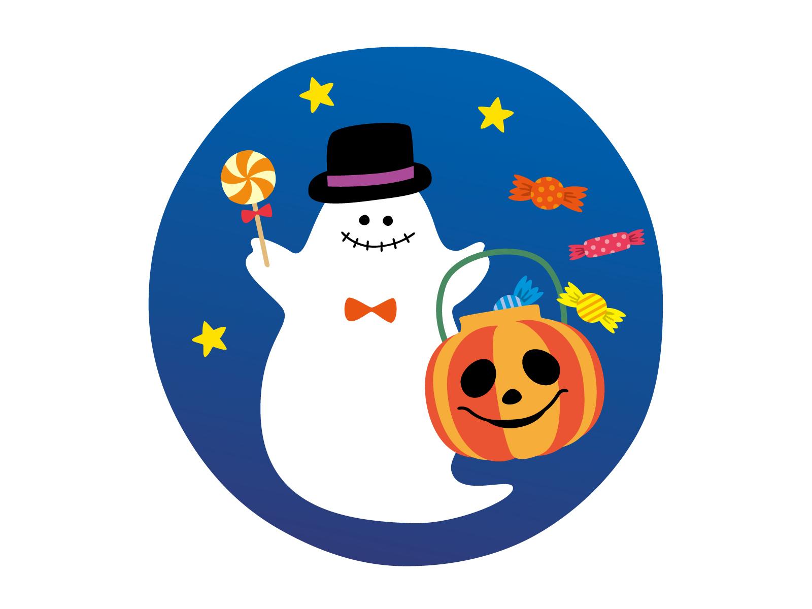 2021年も「ハロウィンパーティ」を英語レッスン中に開催します