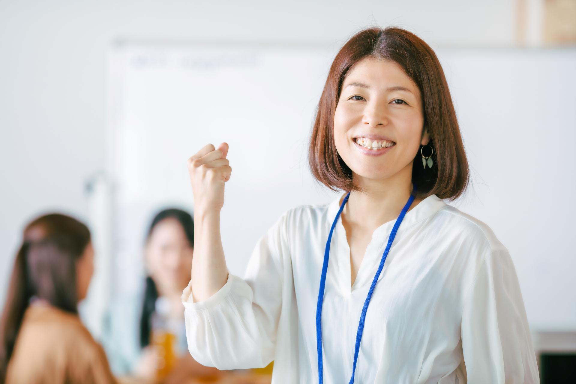 女子大学でキャリア支援講義を行いました